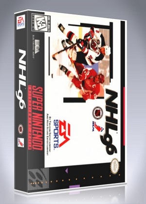 SNES - NHL 96