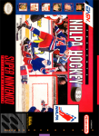 SNES - NHLPA Hockey '93 (front)