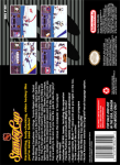 SNES - NHL Stanley Cup (back)