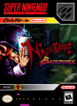 SNES - Nightmare Busters (front)