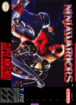 SNES - Ninja Warriors (front)