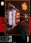 SNES - Nobunga's Ambition (front)