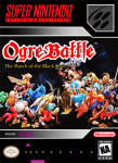 SNES - Ogre Battle (front)