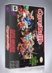 SNES - Ogre Battle: The March of the Black Queen