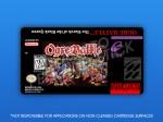 SNES - Ogre Battle: The March of the Black Queen Label