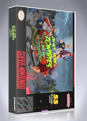 SNES - Oh No! More Zombies Ate My Neighbors