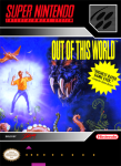 SNES - Out of this World (front)