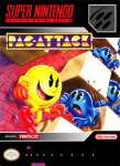 SNES - Pac-Attack (front)