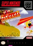 SNES - Pac-Man 2: The New Adventures (front)