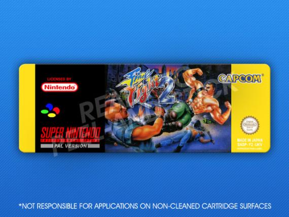 SNES - Final Fight 2