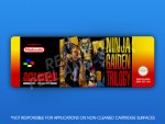 SNES - Ninja Gaiden Trilogy PAL