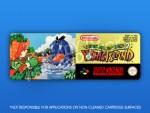 SNES - Super Mario World 2: Yoshi's Island Label (PAL)