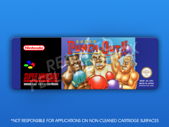 SNES - Super Punch-Out!!