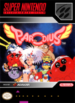 SNES - Parodius (front)