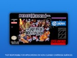 SNES - Peace Keepers Label