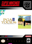 SNES - PGA Tour 96 (front)