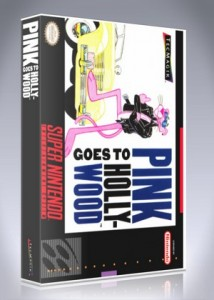 SNES - Pink Goes to Hollywood