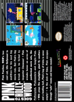 SNES - Pink Goes to Hollywood (back)