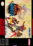 SNES - Pirates of Dark Water, The (front)
