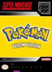 SNES - Pokemon Yellow Version (front)