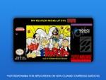 SNES - Popeye: Tale of Teasing Witch Sea Hag Label