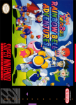 SNES - Pop'n TwinBee: Rainbow Bell Adventures (front)