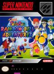 SNES - Pop'n TwinBee: Rainbow Bell Adventures (front)