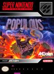 SNES - Populous (front)