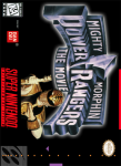 SNES - Mighty Morphin Power Rangers: The Movie (front)