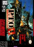 SNES - P.T.O. II (front)
