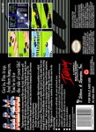 SNES - RPM Radical Psycho Machine Racing (back)