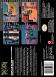 SNES - Raiden (back)