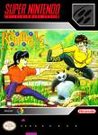 SNES - Ranma 1/2: Hard Battle (front)