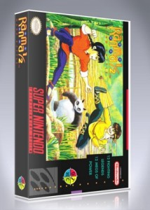 SNES - Ranma 1/2: Hard Battle