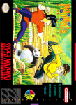 SNES - Ranma 1/2: Hard Battle (front)