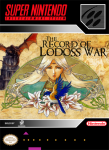 SNES - Record of Lodoss War (front)