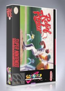 SNES - Relief Pitcher
