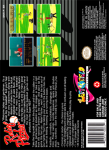 SNES - Relief Pitcher (back)