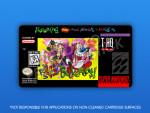 SNES - Ren & Stimpy Show: Buckeroo$! Label!