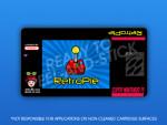 SNES - RetroPie Label