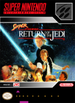 SNES - Super Star Wars: Return of the Jedi (front)