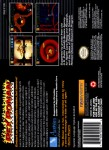 SNES - Rex Ronan: Experimental Surgeon (back)