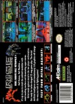 SNES - Rise of the Robots (back)