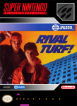 SNES - Rival Turf! (front)