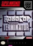 SNES - Robocop Versus The Terminator (front)
