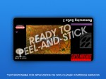 SNES - Romancing SaGa Label