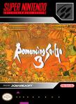 SNES - Romancing Saga 3 (front)