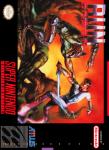 SNES - Run Saber (front)