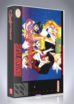 SNES - Sailor Moon
