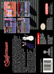 SNES - Sailor Moon (back)